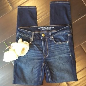 American Eagle Outfitters super stretch skinny 6